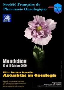 VIIèmes Journées Nationales Actualités en Oncologie 2009