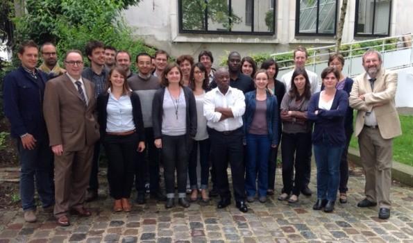 Participants masterclass 2014